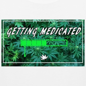 Getting Medicated - Men's Premium Tank Top