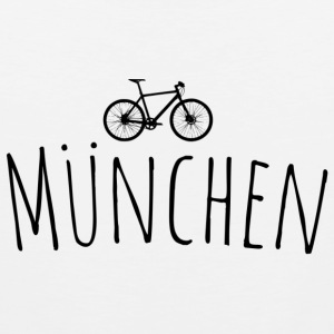 Bicycle Munich - Men's Premium Tank Top
