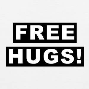 Free Hugs! - Men's Premium Tank Top