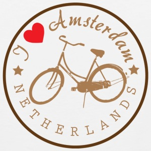 Amsterdam Netherlands - Men's Premium Tank Top