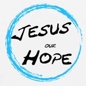 jesus our hope - Débardeur Premium Homme