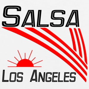 Salsa Los Angeles Classic - Pro Dance Edition - Männer Premium Tank Top