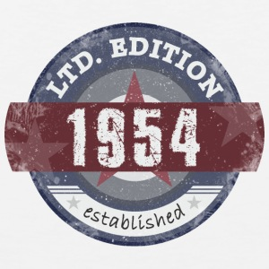 LtdEdition 1954 - Männer Premium Tank Top