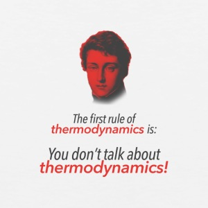 Thermodynamics - Men's Premium Tank Top