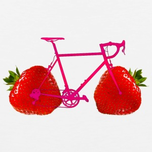Strawberry Bike - Männer Premium Tank Top