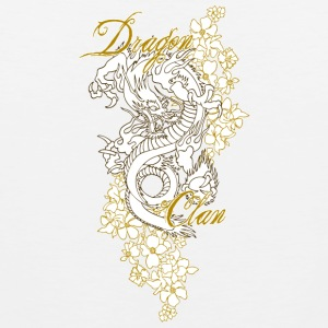 dragon clan - Men's Premium Tank Top
