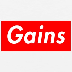 Gains Supreme Vest - Men's Premium Tank Top
