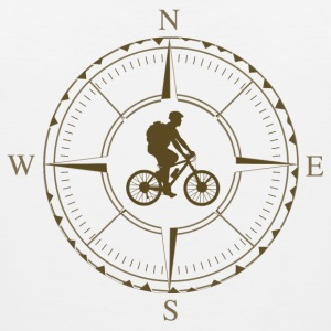 COMPASS - Premium singlet for menn