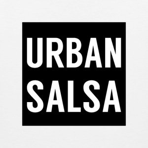 URBAN SALSA - to Dance Shirts - Mannen Premium tank top