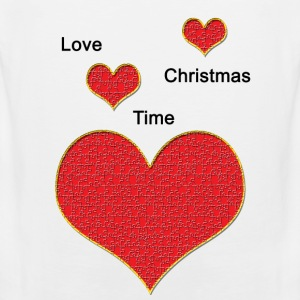 Love_Christmas - Männer Premium Tank Top