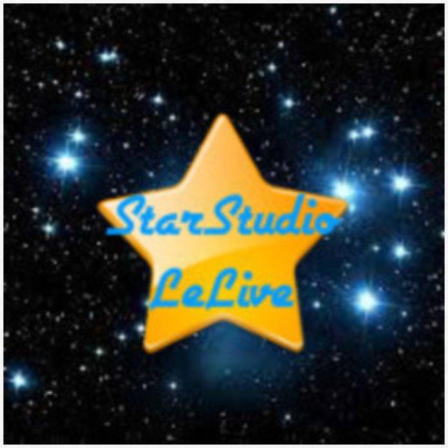 Logo Janvier-Juin 2017 de StarStudio LeLive !