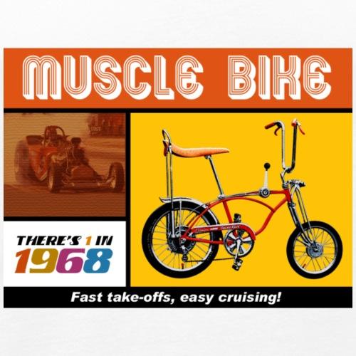 musclebike05 - Débardeur Premium Homme