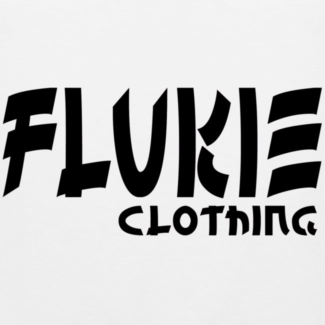 Flukie Clothing Japan Sharp Style