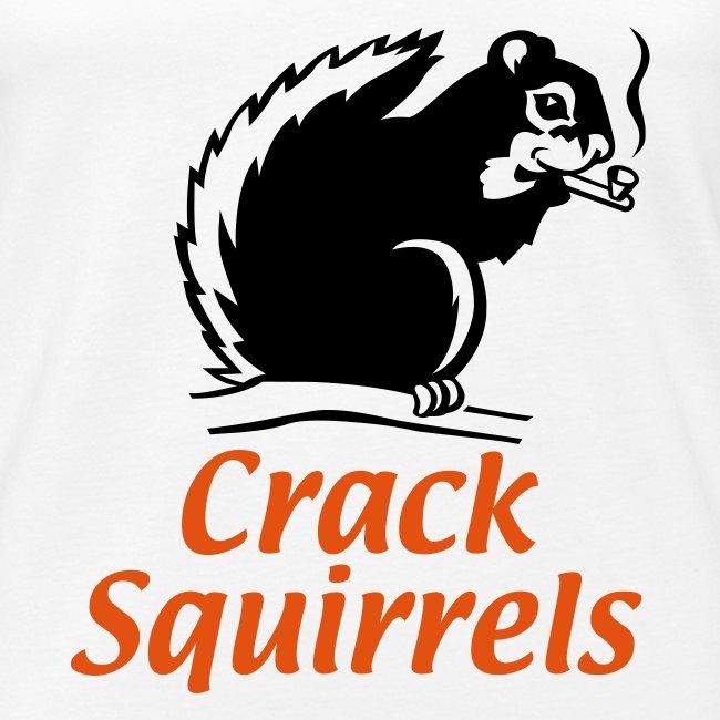 Squirrels take 2