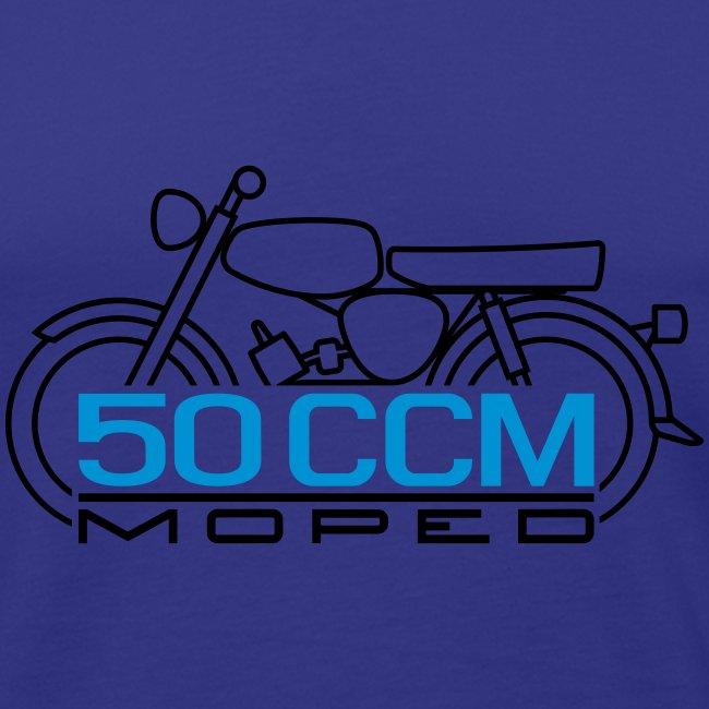 Scooter S50 50 ccm emblem