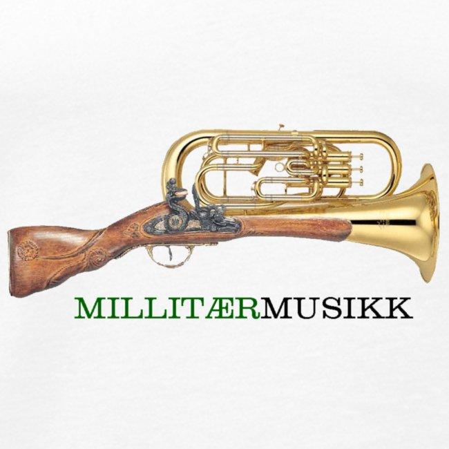 millitaermusikk