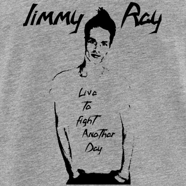 JR-Live to Fight - black
