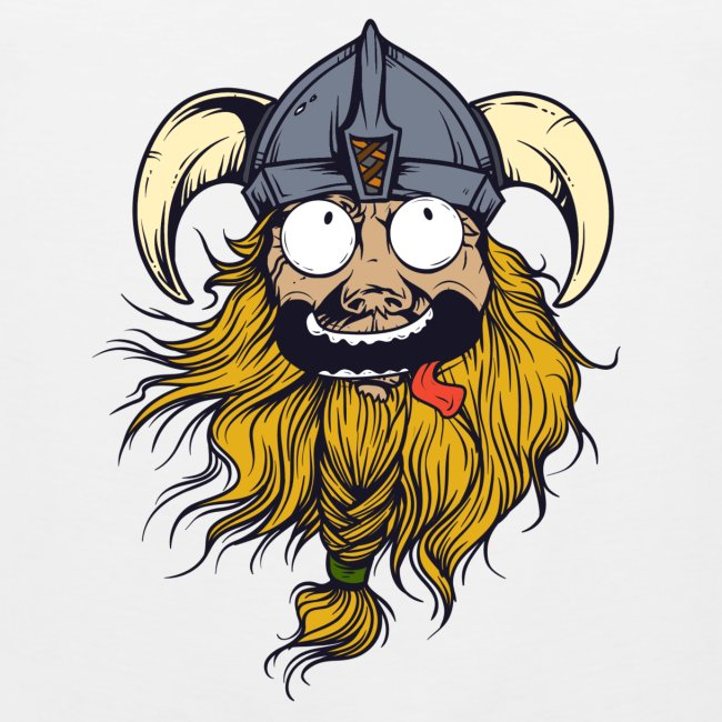 Crazy Viking