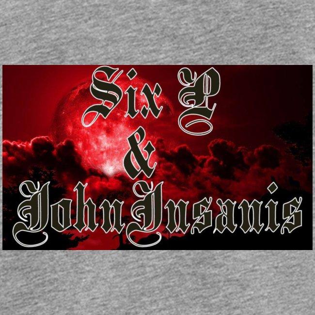 Six P & John Insanis T-Paita