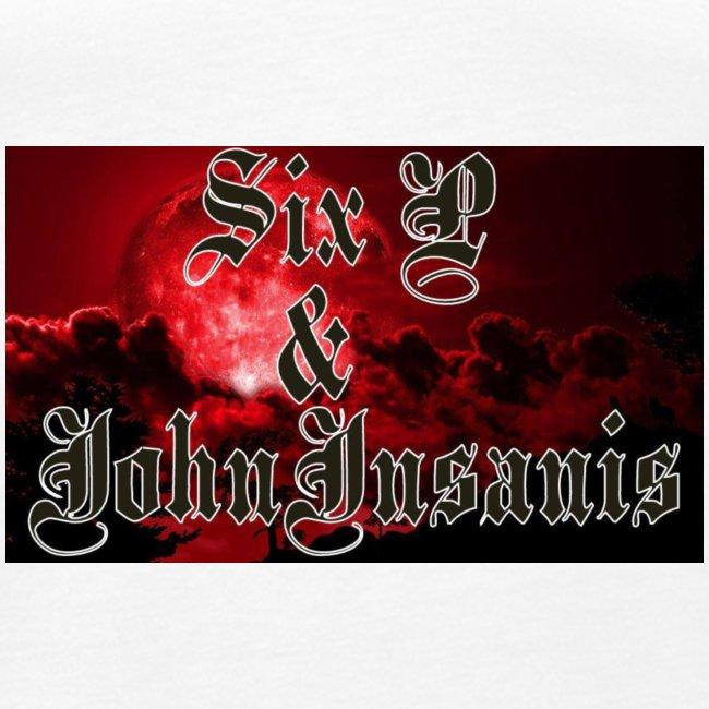 Six P & John Insanis Huppari