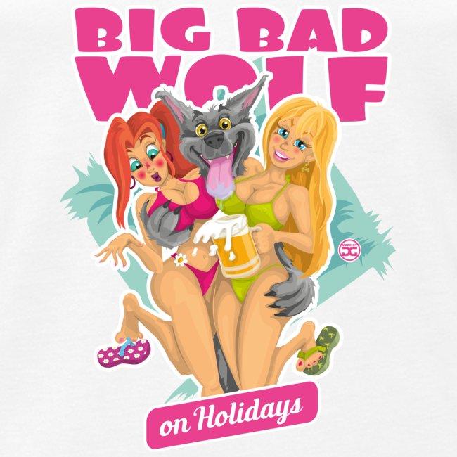 Big Bad Wolf on Holidays