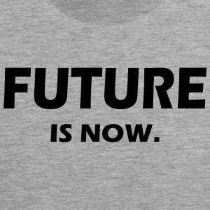 FUTURE IS NOW - Männer Premium Tank Top