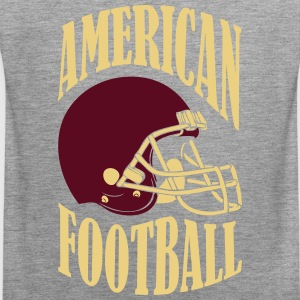 AMERICAN FOOTBALL - Mannen Premium tank top