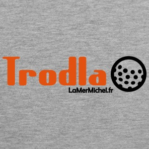 "Trodla ""BALL"" - Premium singlet for menn"