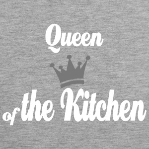 queen of the kitchen - Männer Premium Tank Top