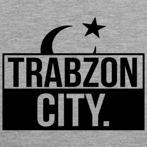 Trabzon by - Premium singlet for menn
