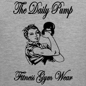 The Daily Pump - Premiumtanktopp herr
