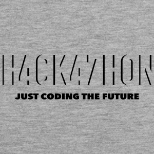 hackathon - just coding the future - Men's Premium Tank Top