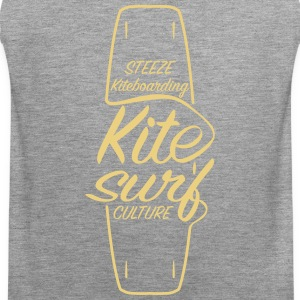 Premium Steeze Kiteboarding Kitesurf Culture Board - Men's Premium Tank Top