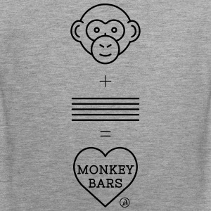 Monkey Bars - Mannen Premium tank top