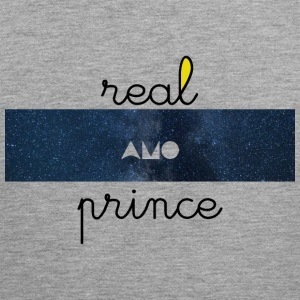 Real prince amo Galaxie - Men's Premium Tank Top