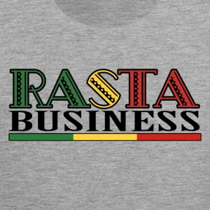 Rasta Business - Men's Premium Tank Top