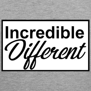 icredibledifferent_logo - Débardeur Premium Homme