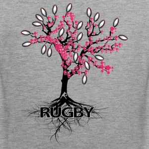 THE RUGBY TREE - Men's Premium Tank Top