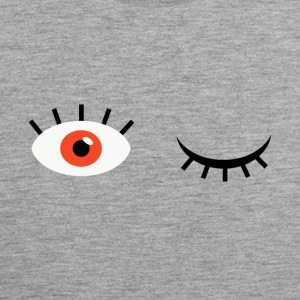 Eye see you - Herre Premium tanktop