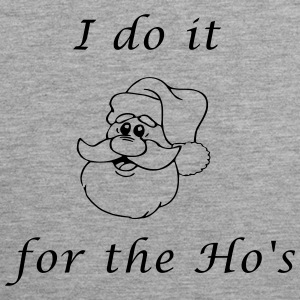 i do it for the ho's - Männer Premium Tank Top
