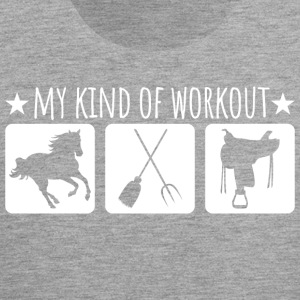 My kind of workout - Men's Premium Tank Top