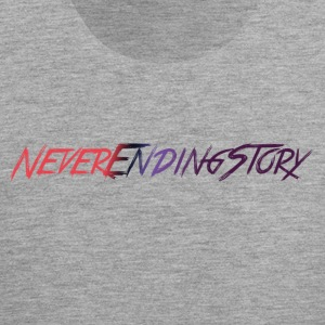 Neverending Story shirt - Mannen Premium tank top