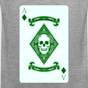 ace of bones - Men's Premium Tank Top
