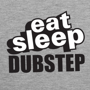 Eat Sleep Dubstep - Premium singlet for menn