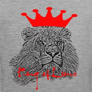 King of Lions - Premiumtanktopp herr