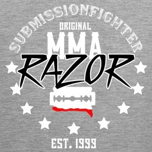 MMA - RAZOR - INNSENDELSE FIGHTER - Premium singlet for menn