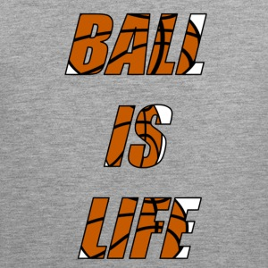 Ball is Life Limited Basketball Shirt - Men's Premium Tank Top