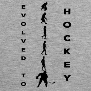 Hockey: Evolved til Hockey - Evolution - Herre Premium tanktop