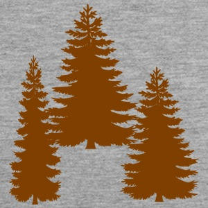 3 Christmas trees - Men's Premium Tank Top