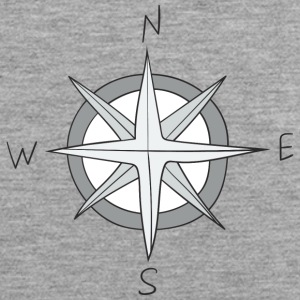 wind rose - Men's Premium Tank Top
